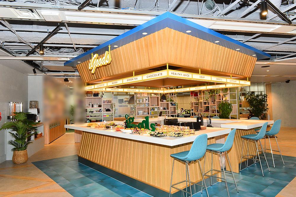 アイグッズの新オフィスを探検!「人が幸せになれる場所」への本気度がすごかった